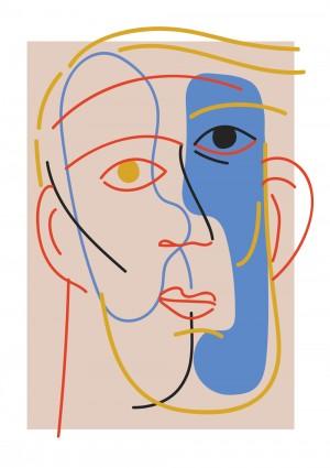 l-un-dans-l-autre-art-print-illustration-deco-abstrait-sarah-nyangue-saratoustra