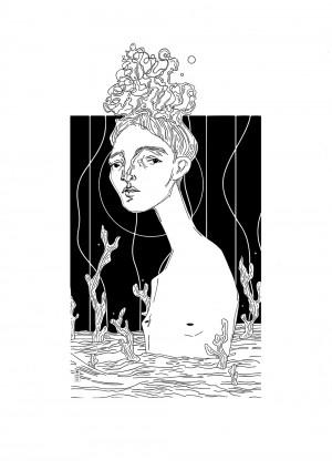 la-profondeur-des-oceans-interieurs-serigraphie-illustration-art-sarah-nyangue-saratoustra-nantes