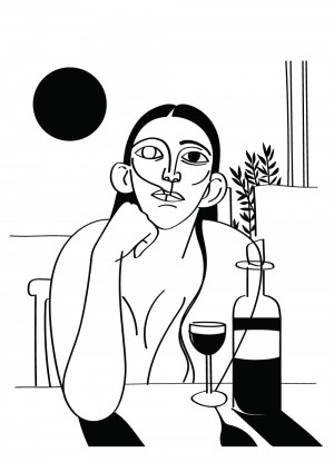 madame-reve-serigraphie-illustration-nantes-sarah-nyangue-saratoustra