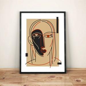 motus-cadre-illustration-nantes-print-deco-sarah-nyangue-saratoustra