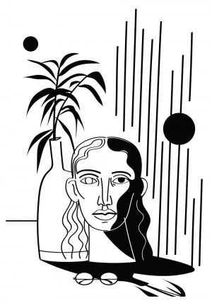 regard-interieur-serigraphie-illustration-nantes-sarah-nyangue-saratoustra