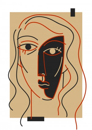 rictus-art-print-illustration-deco-abstrait-sarah-nyangue-saratoustra