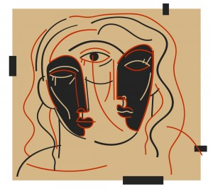 trois-quart-face-art-print-illustration-deco-abstrait-sarah-nyangue-saratoustra